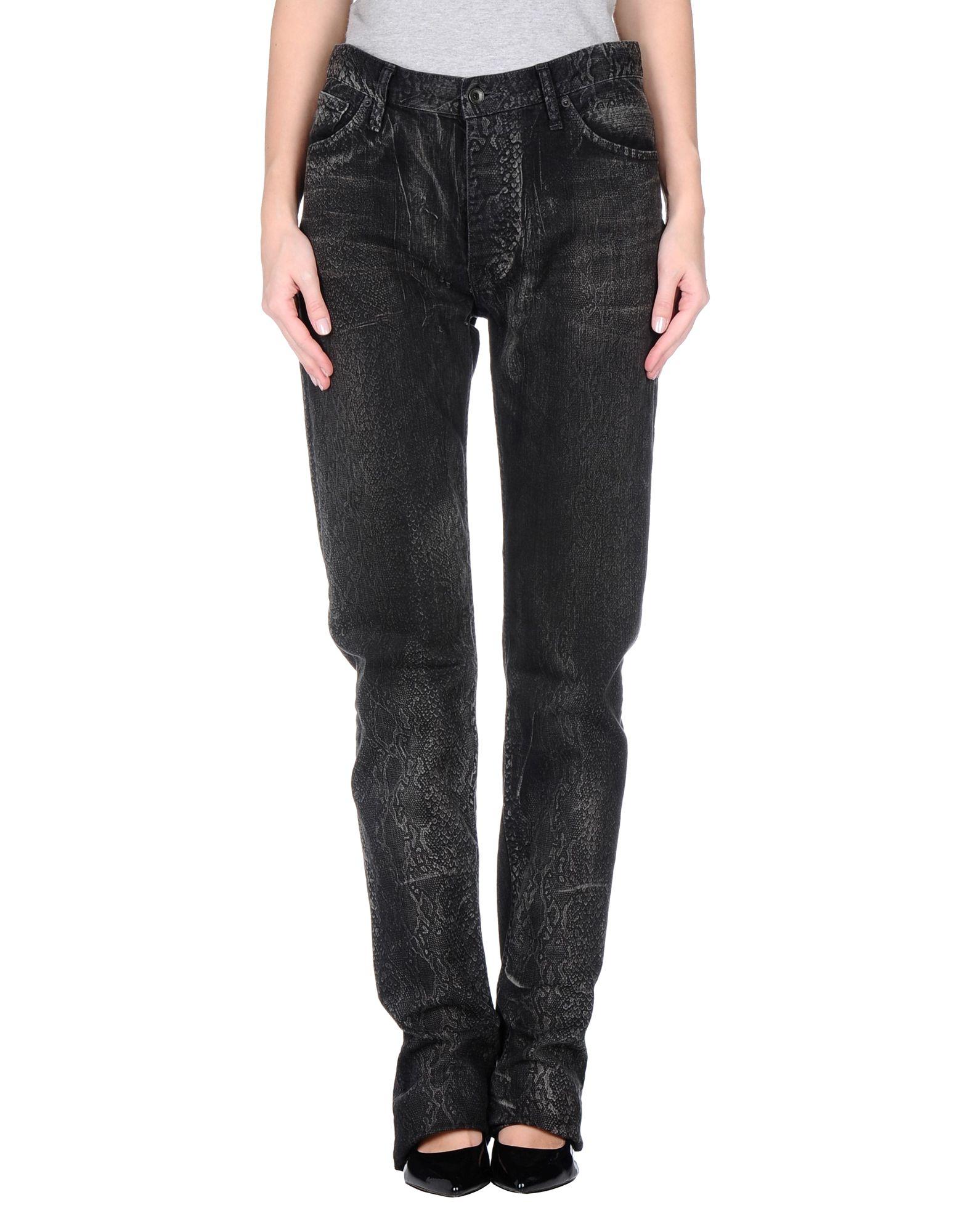 L.G.B. Denim Pants in Black