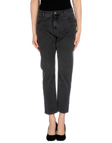 Джинсовые брюки-капри SUPERFINE 42389533XC