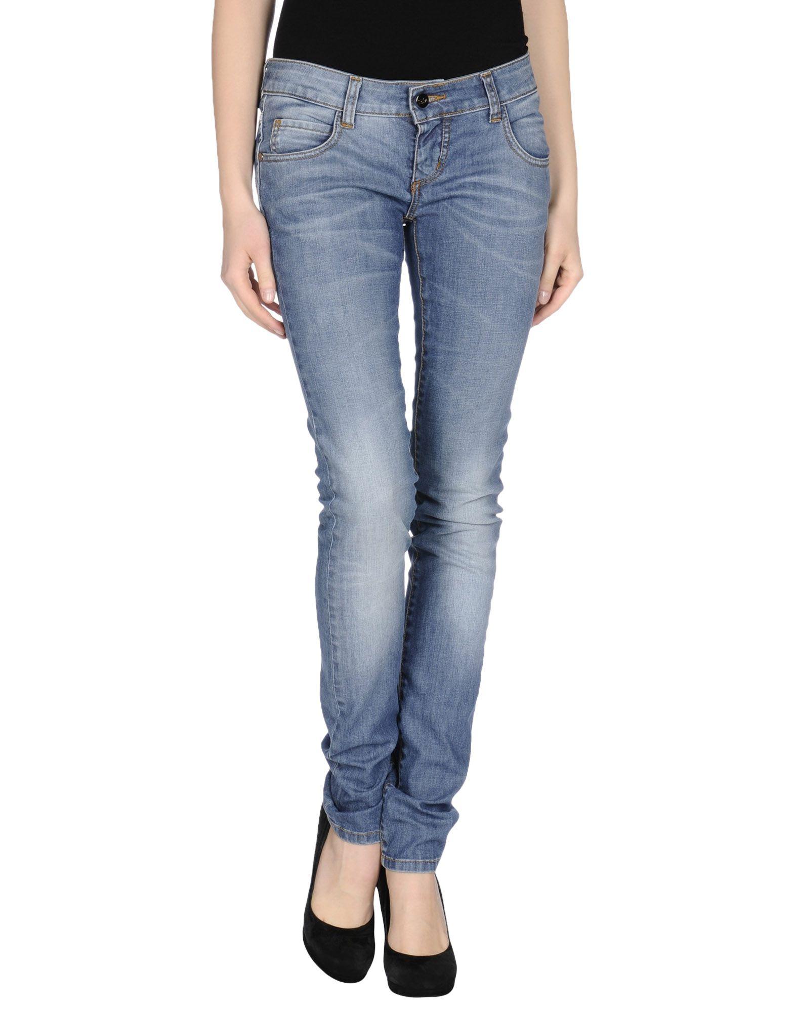 LOIZA by PATRIZIA PEPE Джинсовые брюки цена