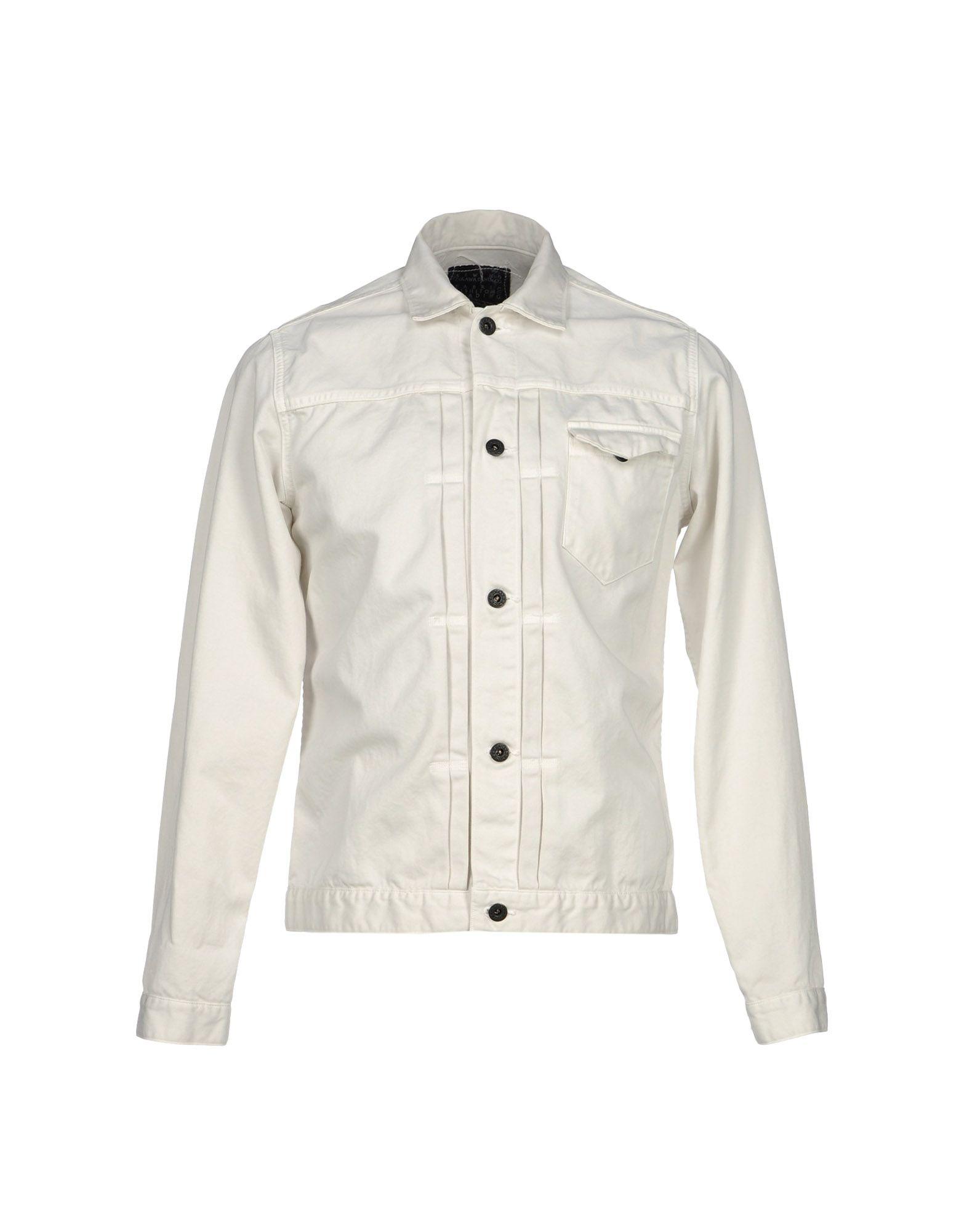 KURO Джинсовая верхняя одежда