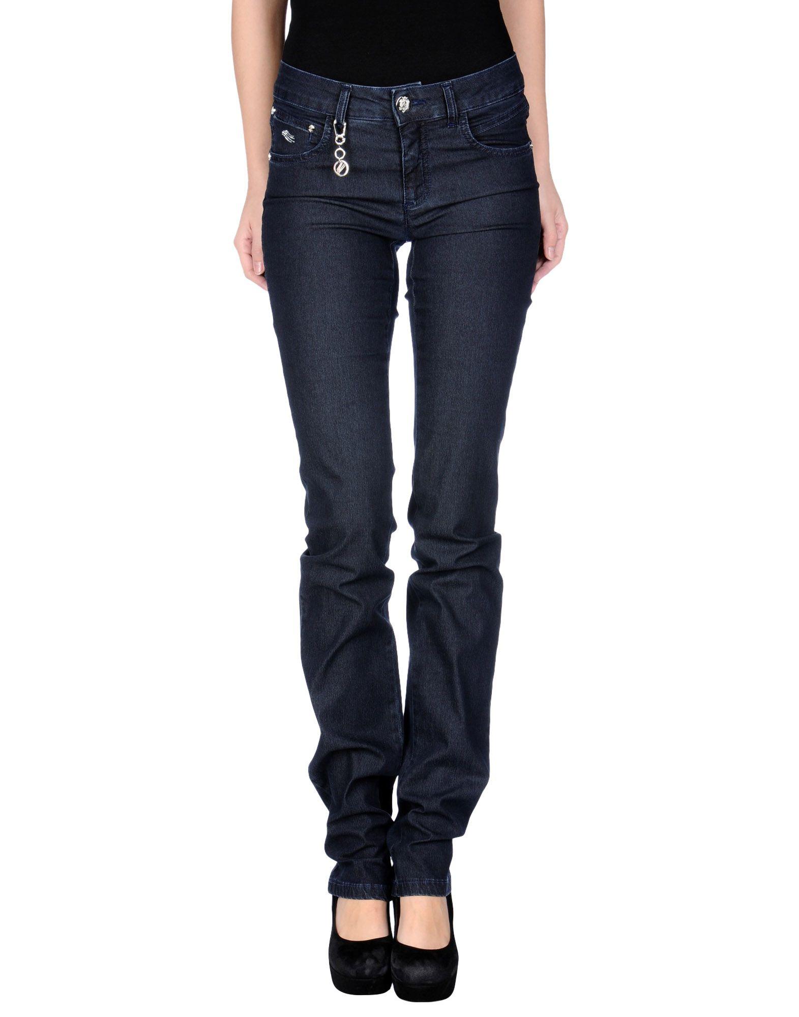 где купить MARANI JEANS Джинсовые брюки по лучшей цене