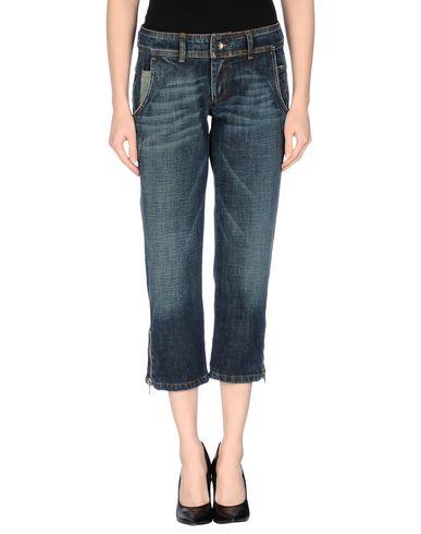 Джинсовые брюки-капри SCERVINO STREET 42396429UI