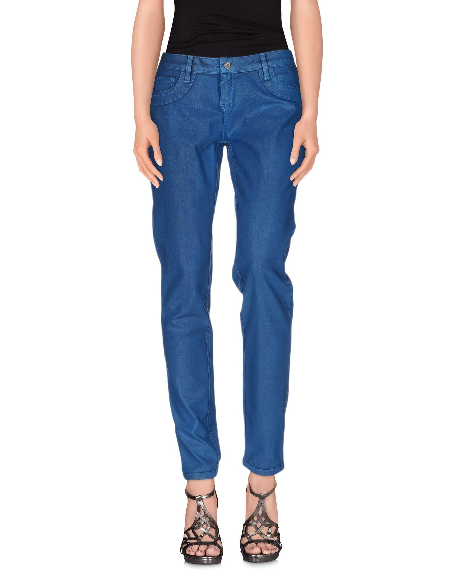 BLEULAB Джинсовые брюки dismero джинсовые брюки