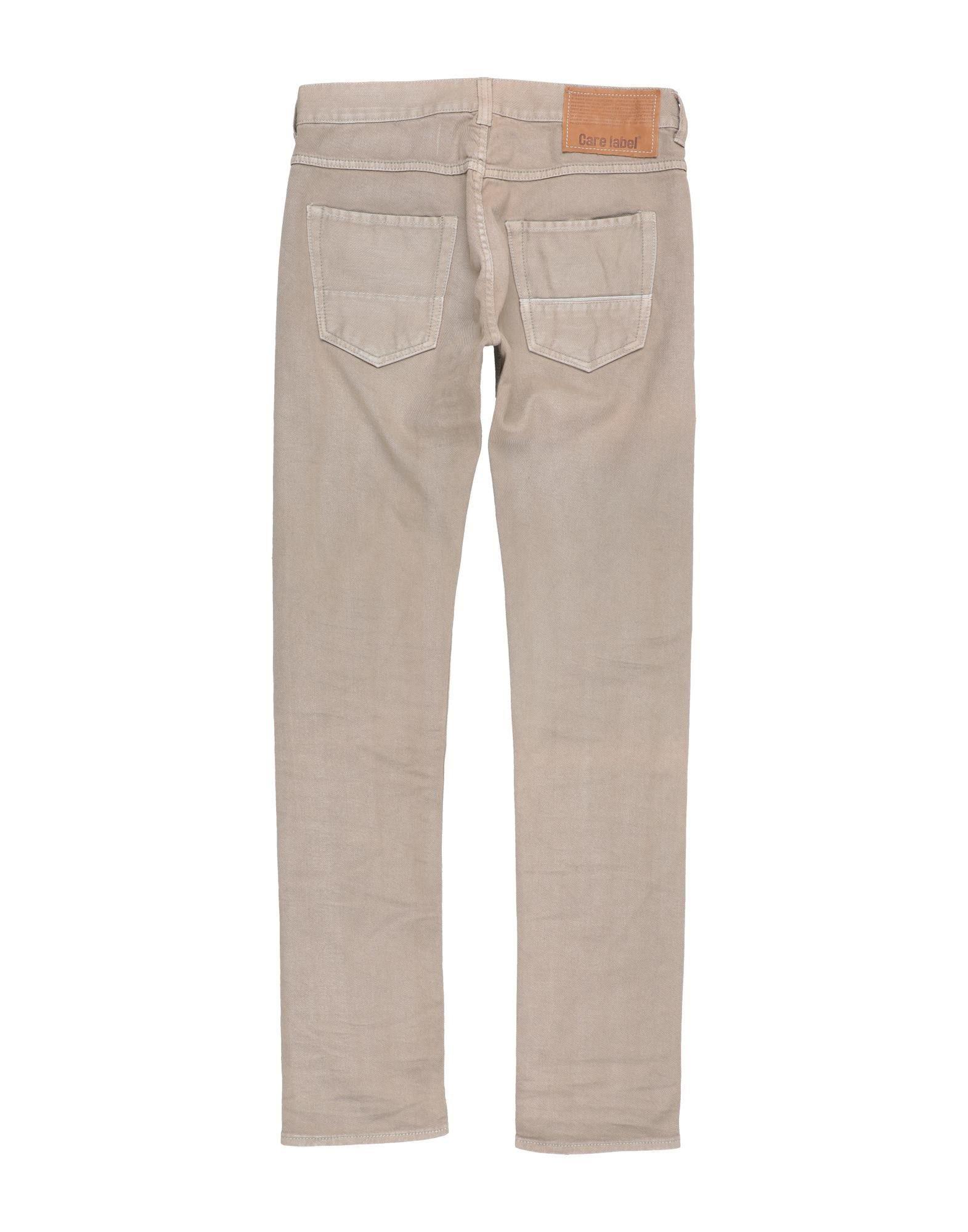 Care Label - Denim - Denim Trousers - On Yoox.com