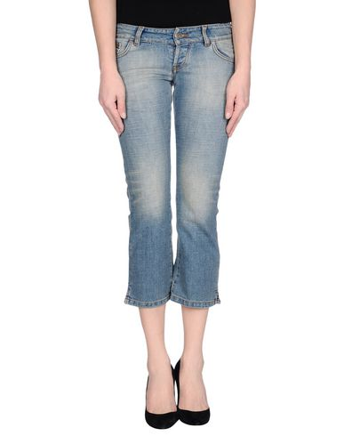 CESARE PACIOTTI 4US Pantacourt en jean femme