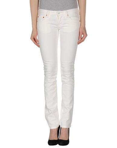 Foto EVISU EU ED Pantaloni jeans donna
