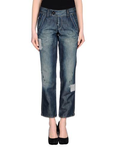 Джинсовые брюки HIGH 42403186JB