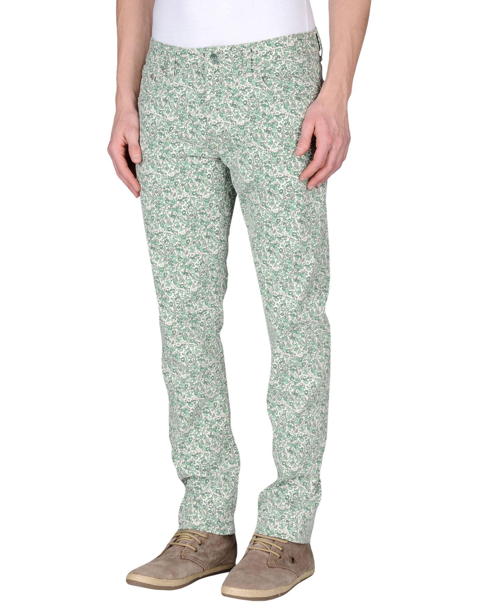 PT05 Джинсовые брюки ring джинсовые брюки