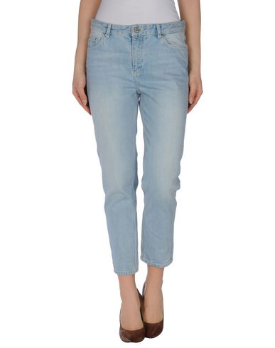 Foto WON HUNDRED JEANS Pantaloni jeans donna