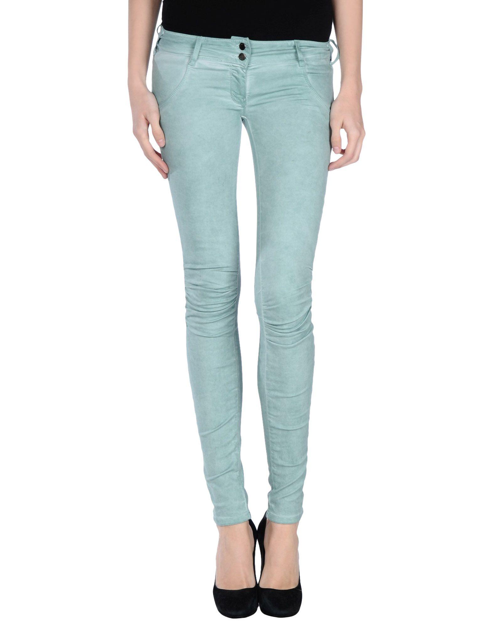 MET Джинсовые брюки dismero джинсовые брюки