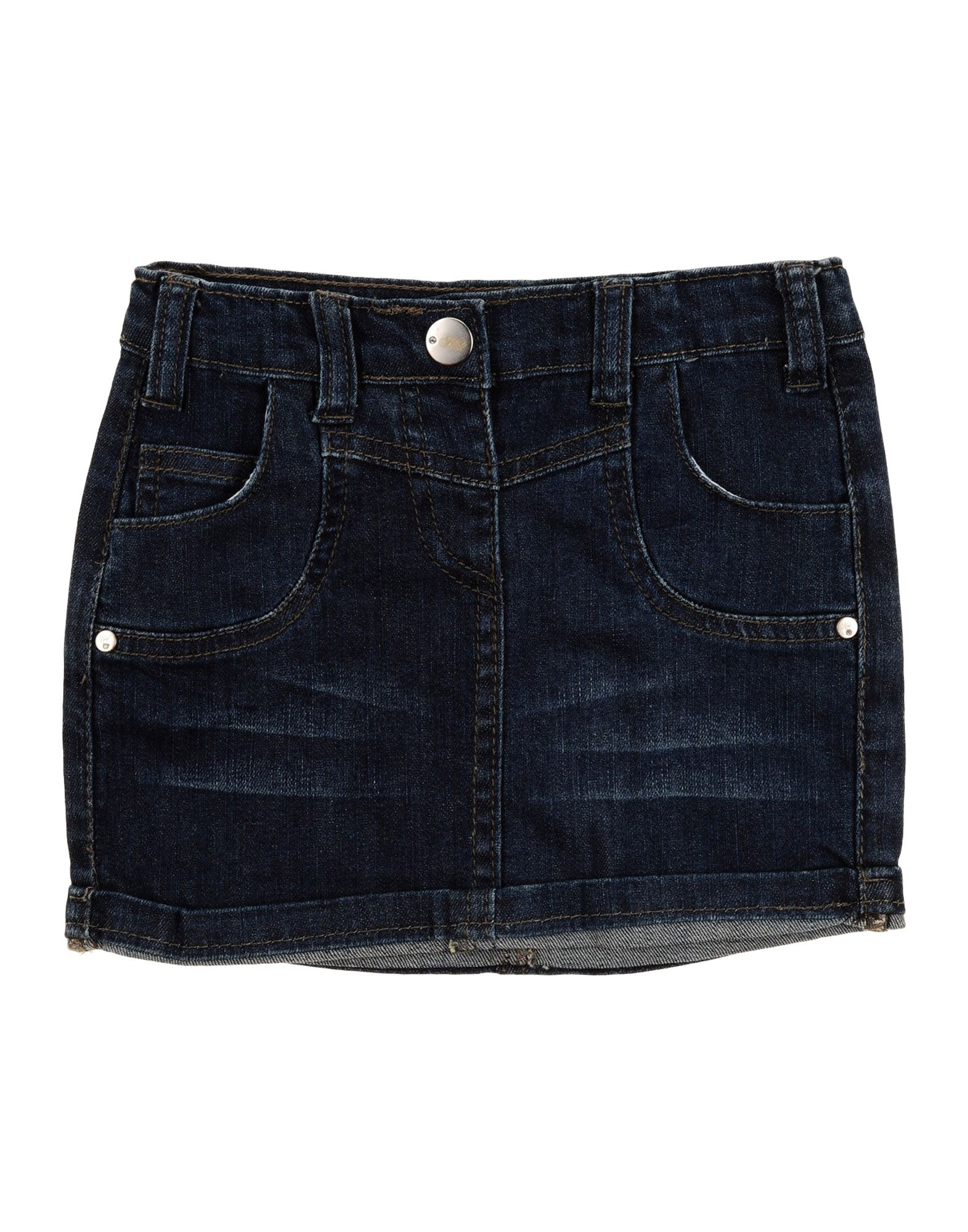 MIRTILLO Denim skirts