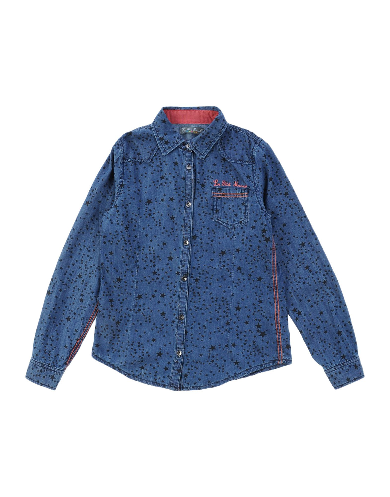 LE PETIT MARCEL Denim shirts