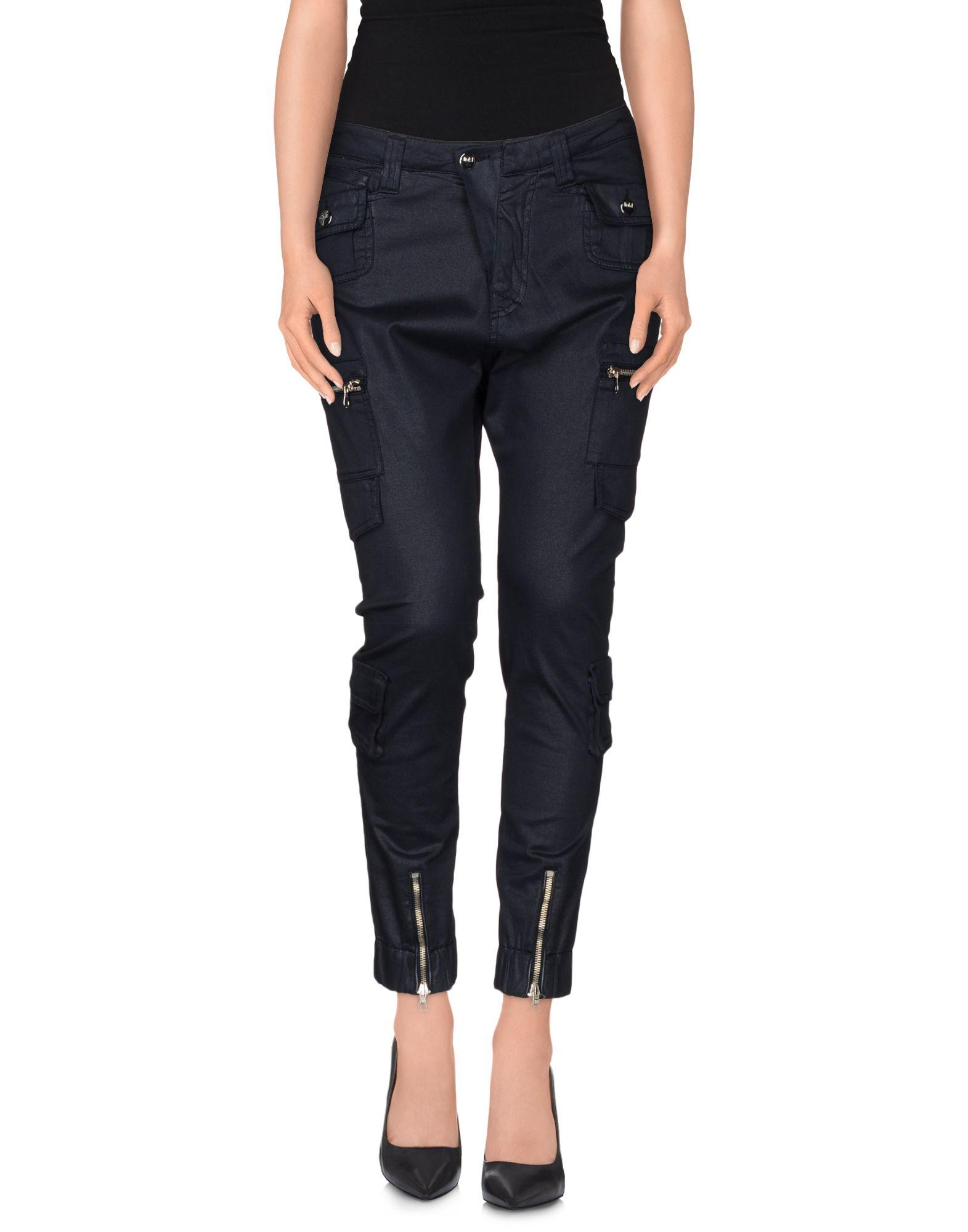 CLIN-K Джинсовые брюки k 1534