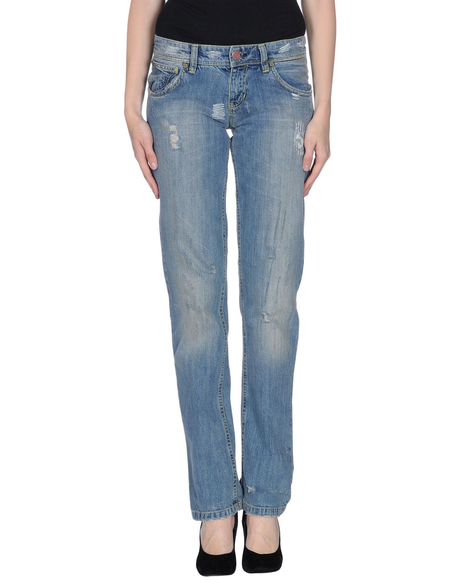 SWEET YEARS Джинсовые брюки 3 years warranty 100