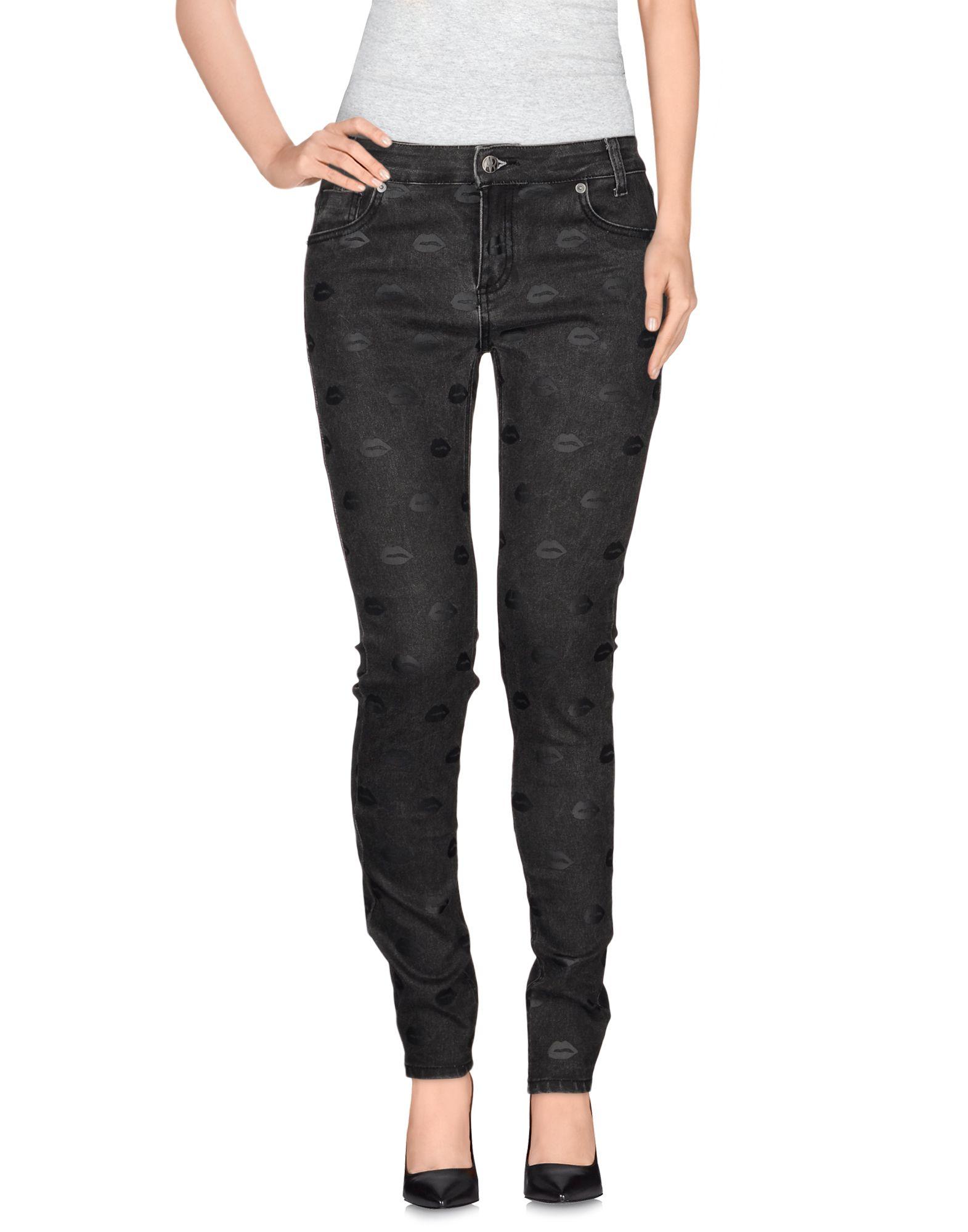 ФОТО american retro джинсовые брюки