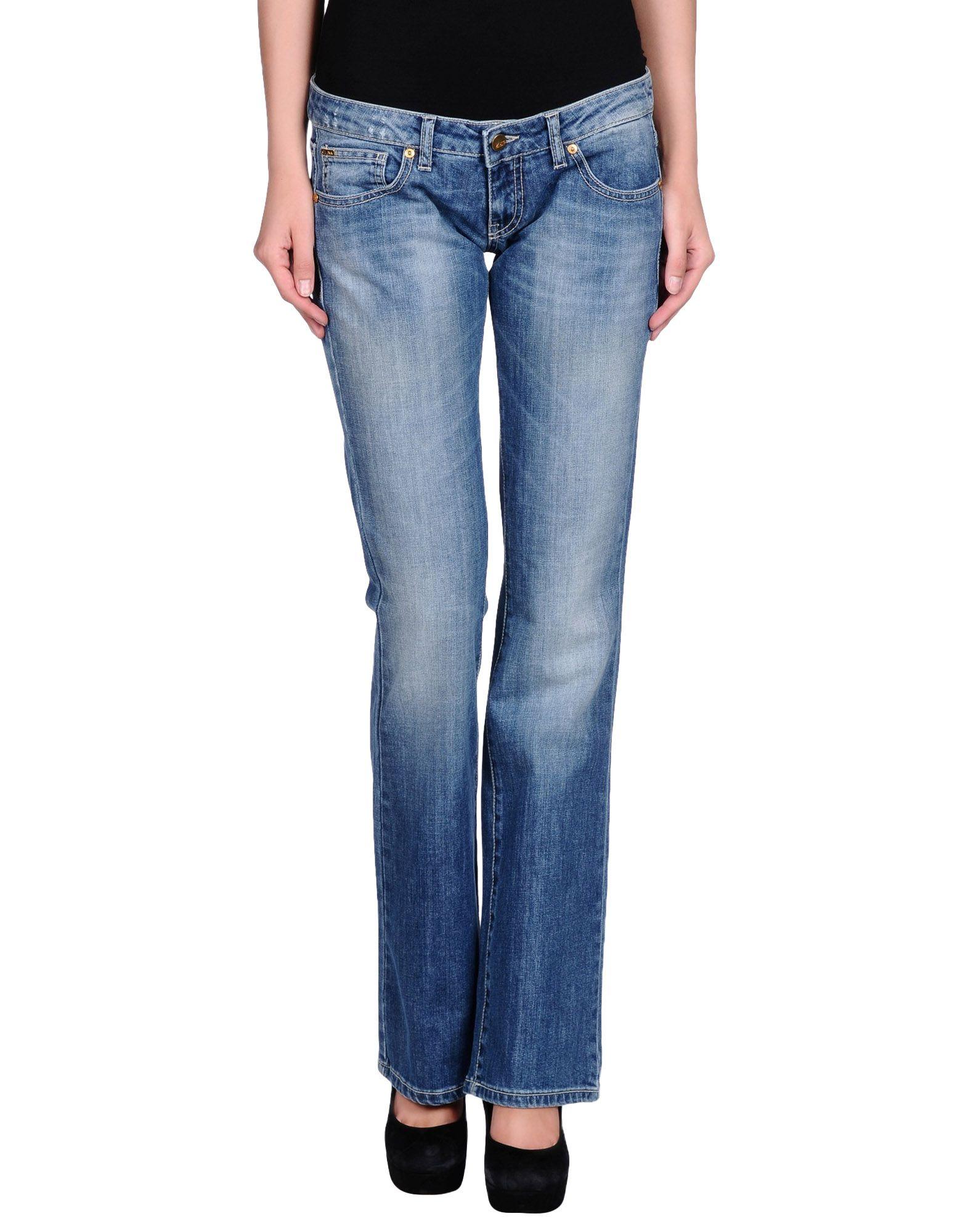 CLIN-K Джинсовые брюки bulros k 1534