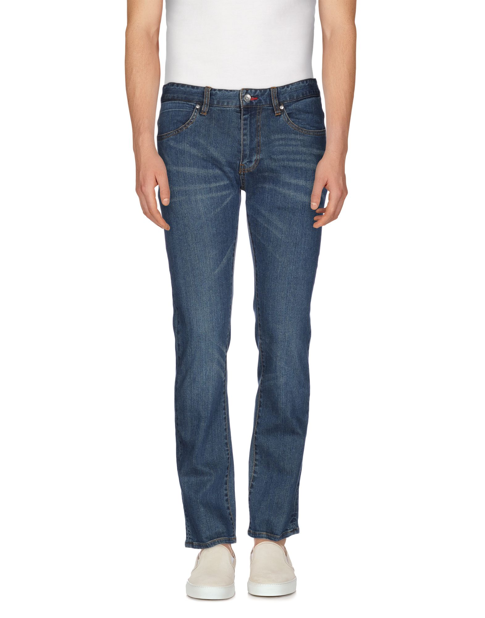 SUPREMEBEING® Джинсовые брюки футболка supremebeing sunrah black 9685 m