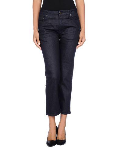 Джинсовые брюки-капри ACNE STUDIOS 42446400CS