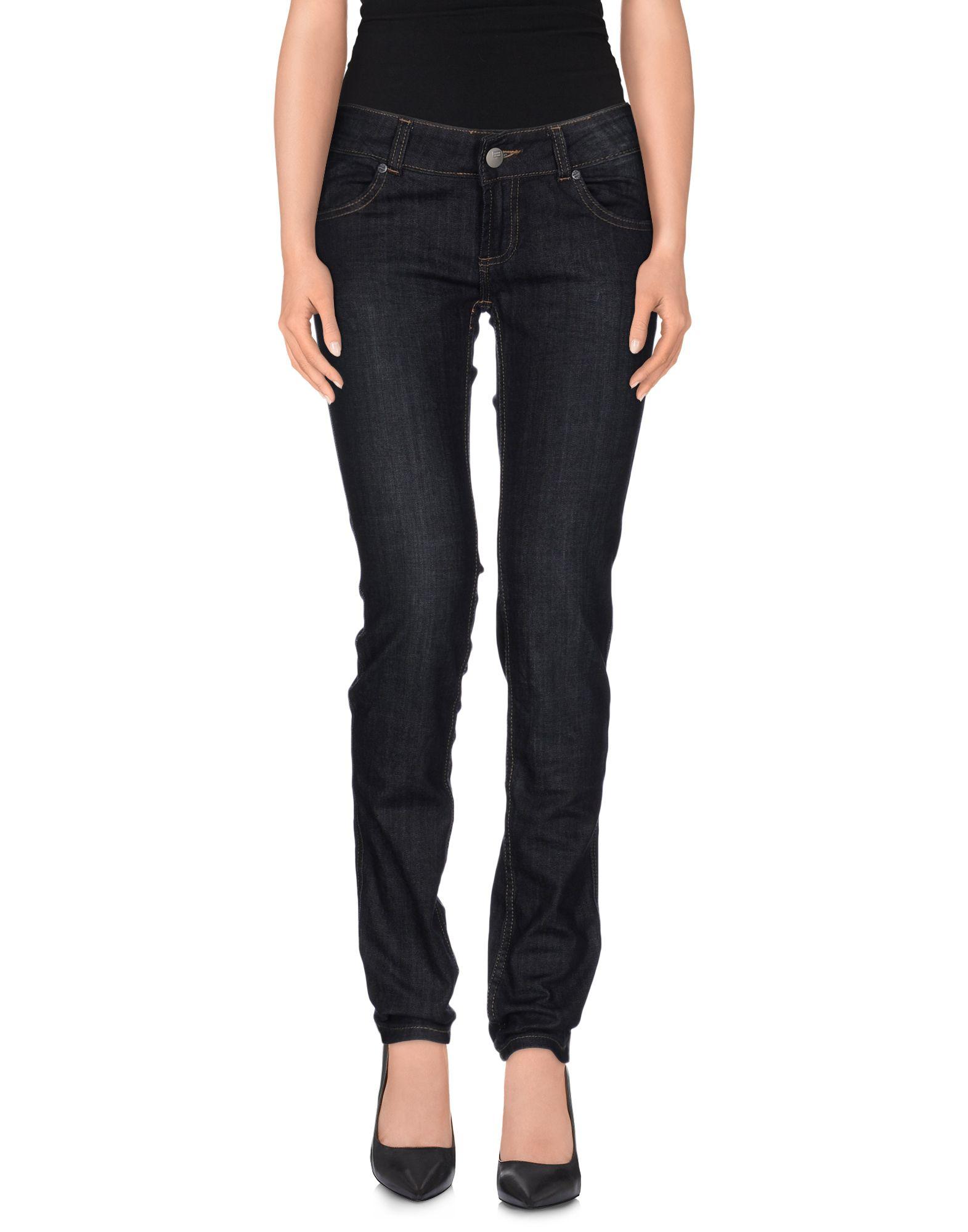 цена GAUDÌ JEANS & STYLE Джинсовые брюки онлайн в 2017 году