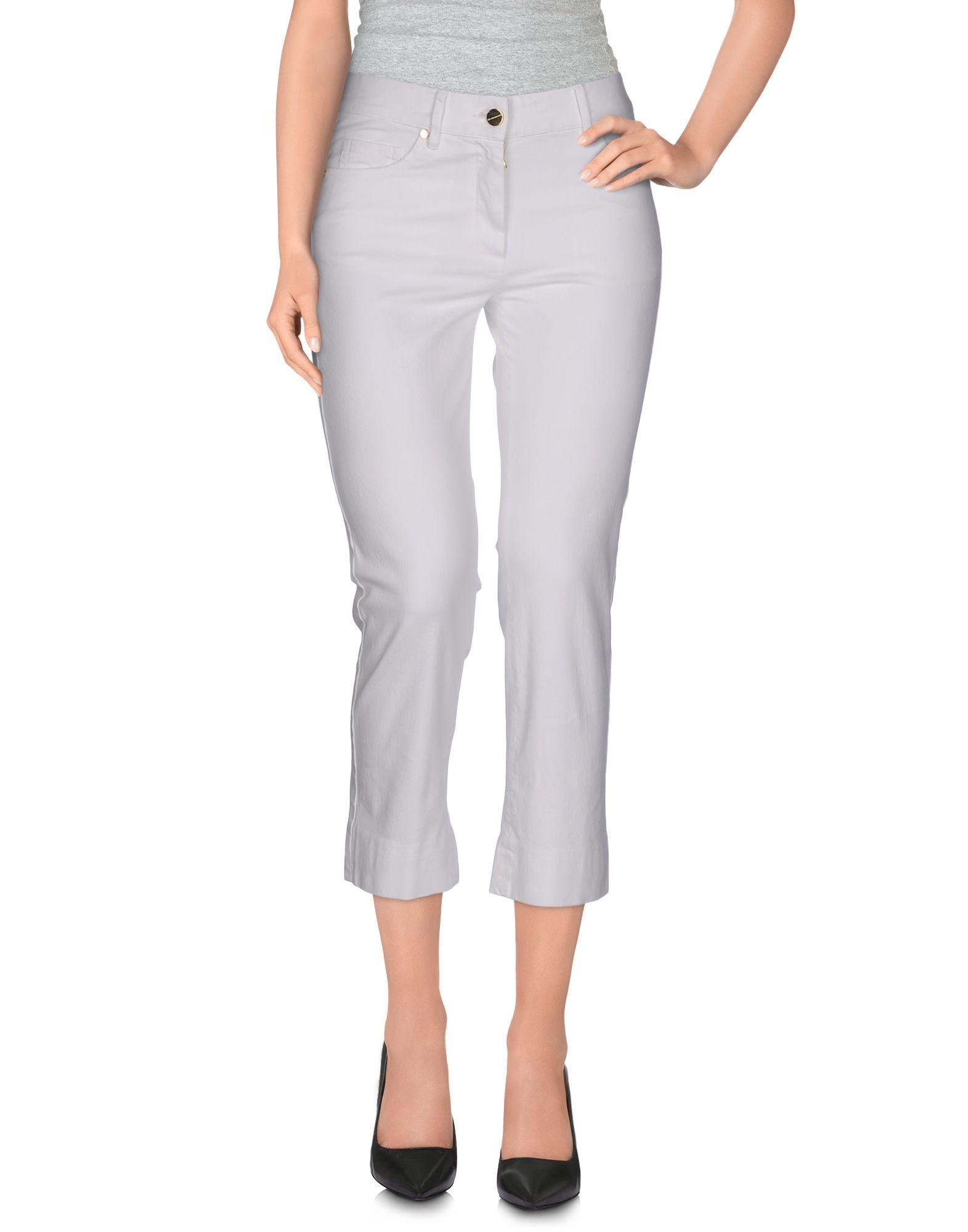 METRADAMO Джинсовые брюки-капри metradamo повседневные брюки