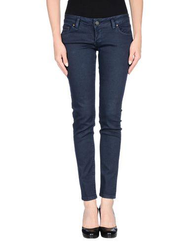 Фото - Джинсовые брюки от KLIXS JEANS синего цвета