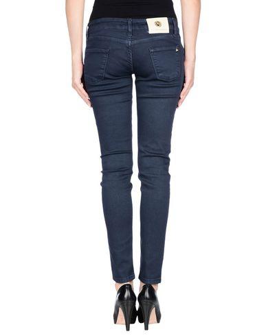 Фото 2 - Джинсовые брюки от KLIXS JEANS синего цвета