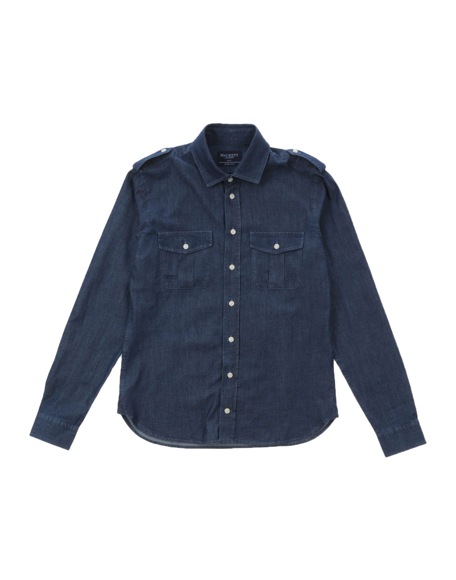 HACKETT Denim shirts
