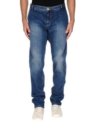 Джинсовые брюки от MARTIN ZELO