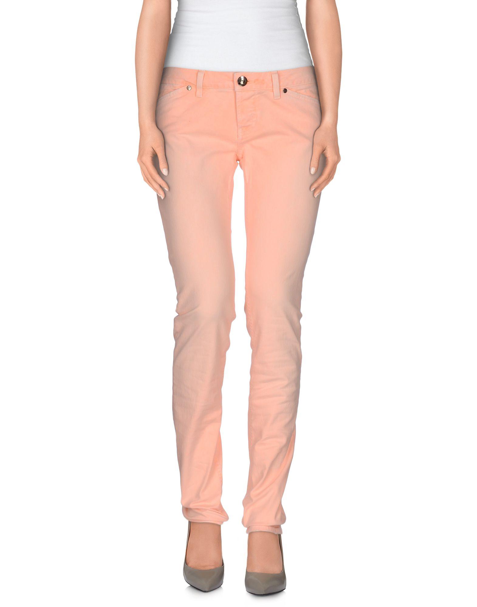цена PINKO GREY Джинсовые брюки онлайн в 2017 году