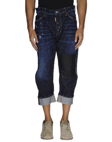 Джинсовые брюки-капри DSQUARED2 42457006RP