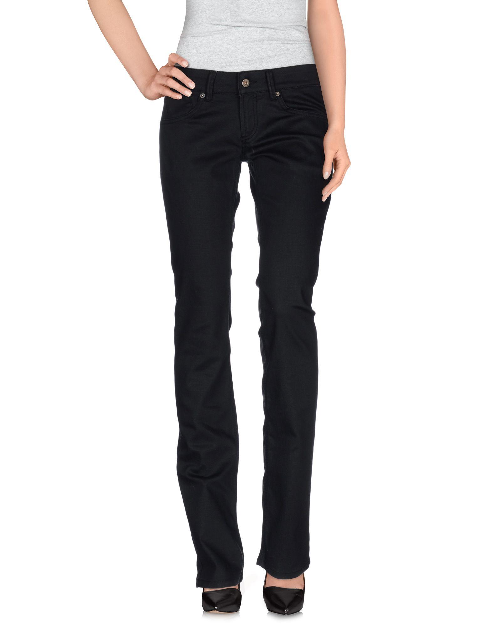 EXTE Джинсовые брюки exte платье до колена