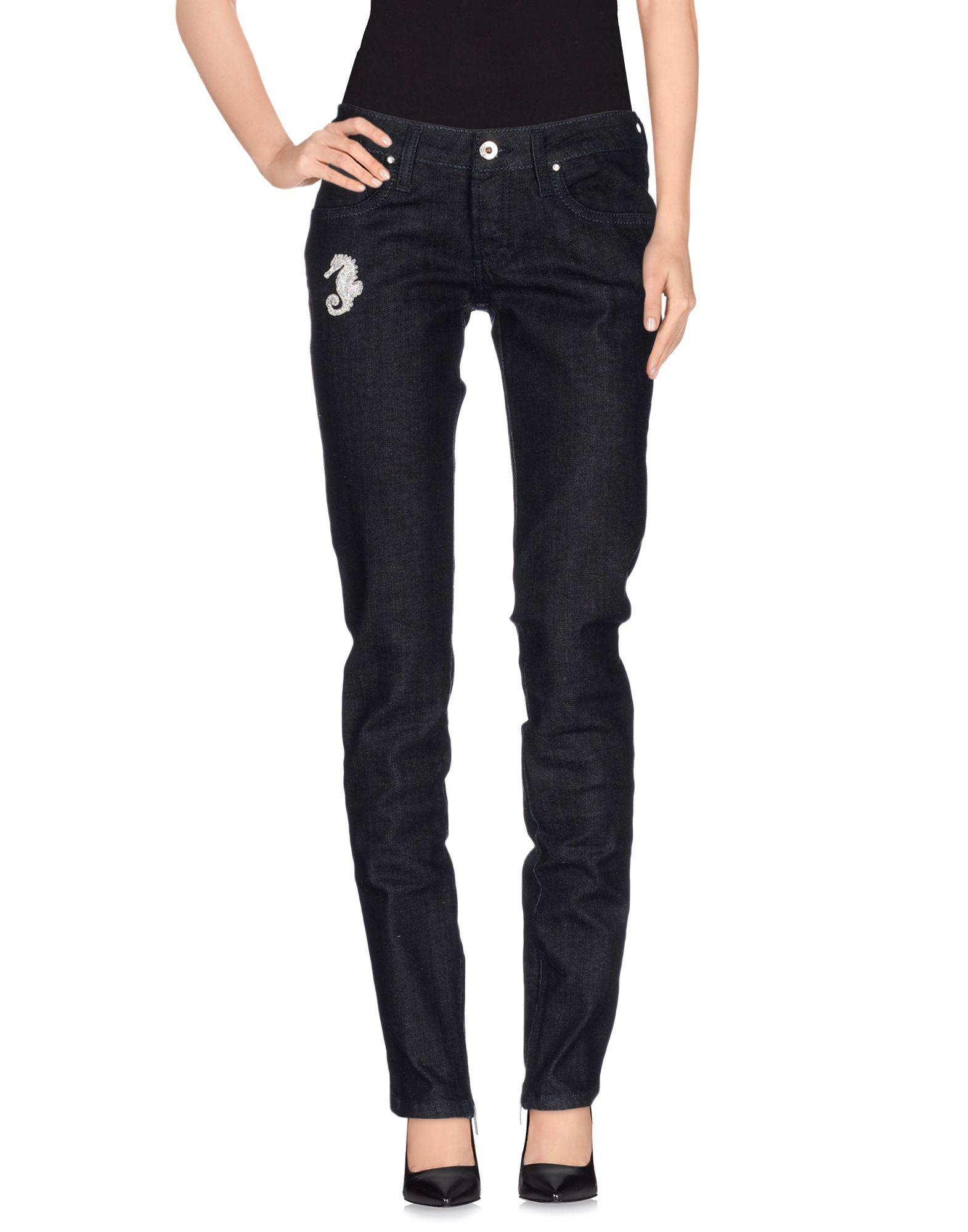 EXTE Джинсовые брюки exte w15101935728