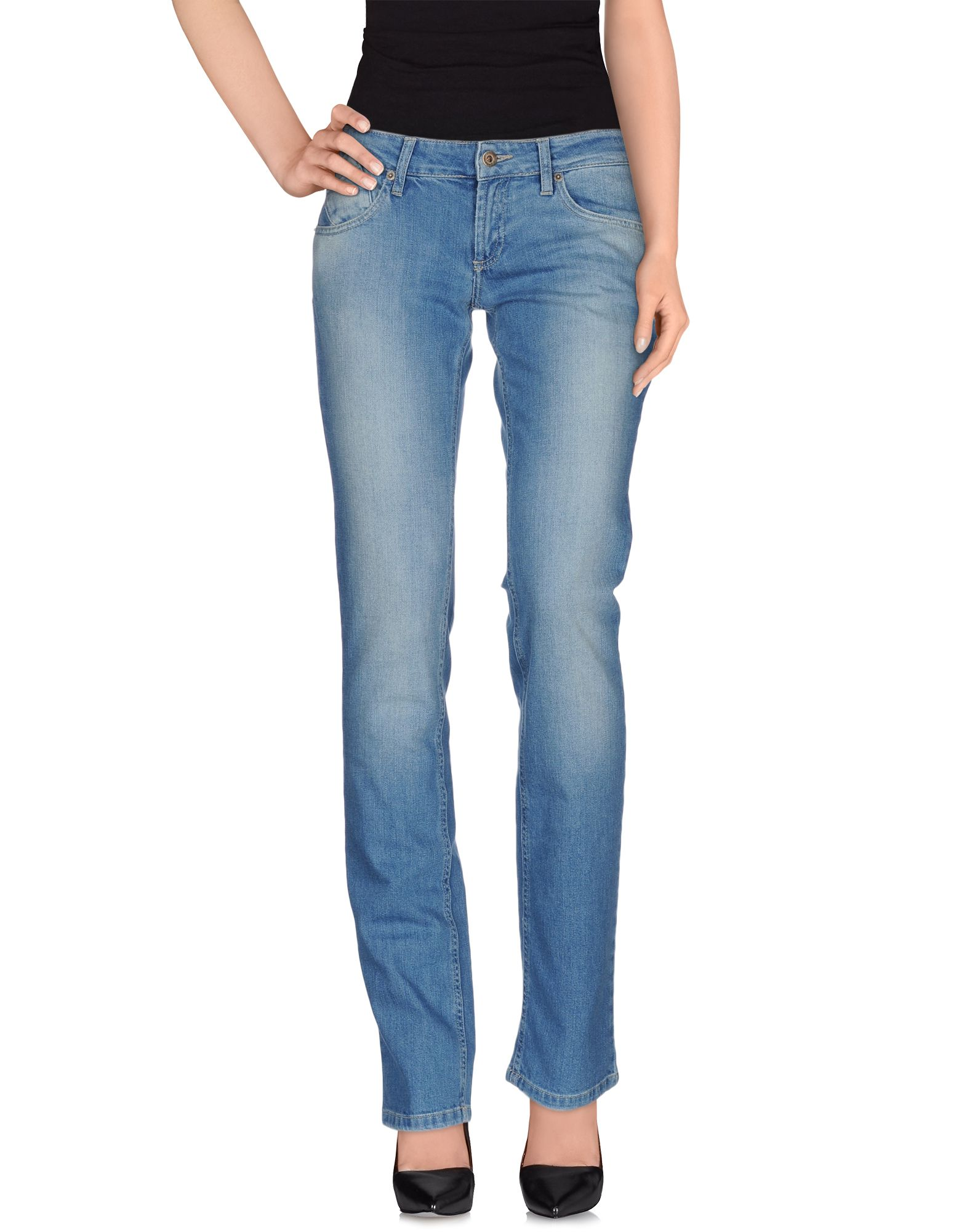 EXTE Джинсовые брюки джинсы exte джинсы