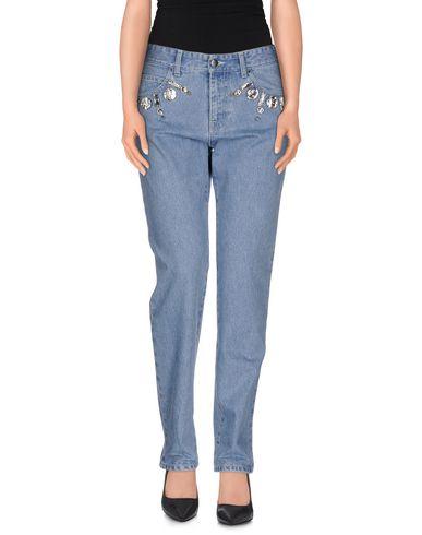 Джинсовые брюки EMANUEL UNGARO 42457810NU