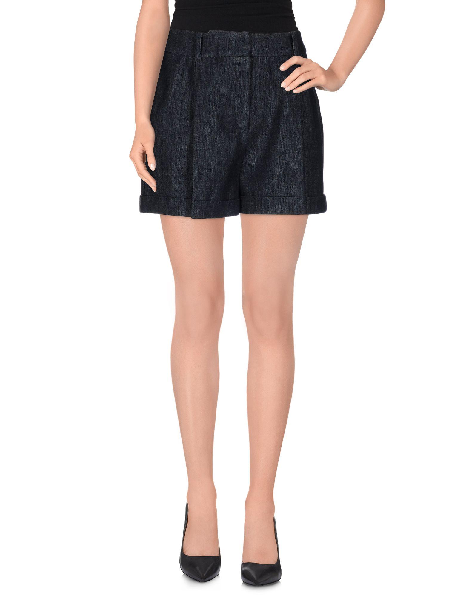 MICHAEL KORS Джинсовые шорты superfine джинсовые шорты