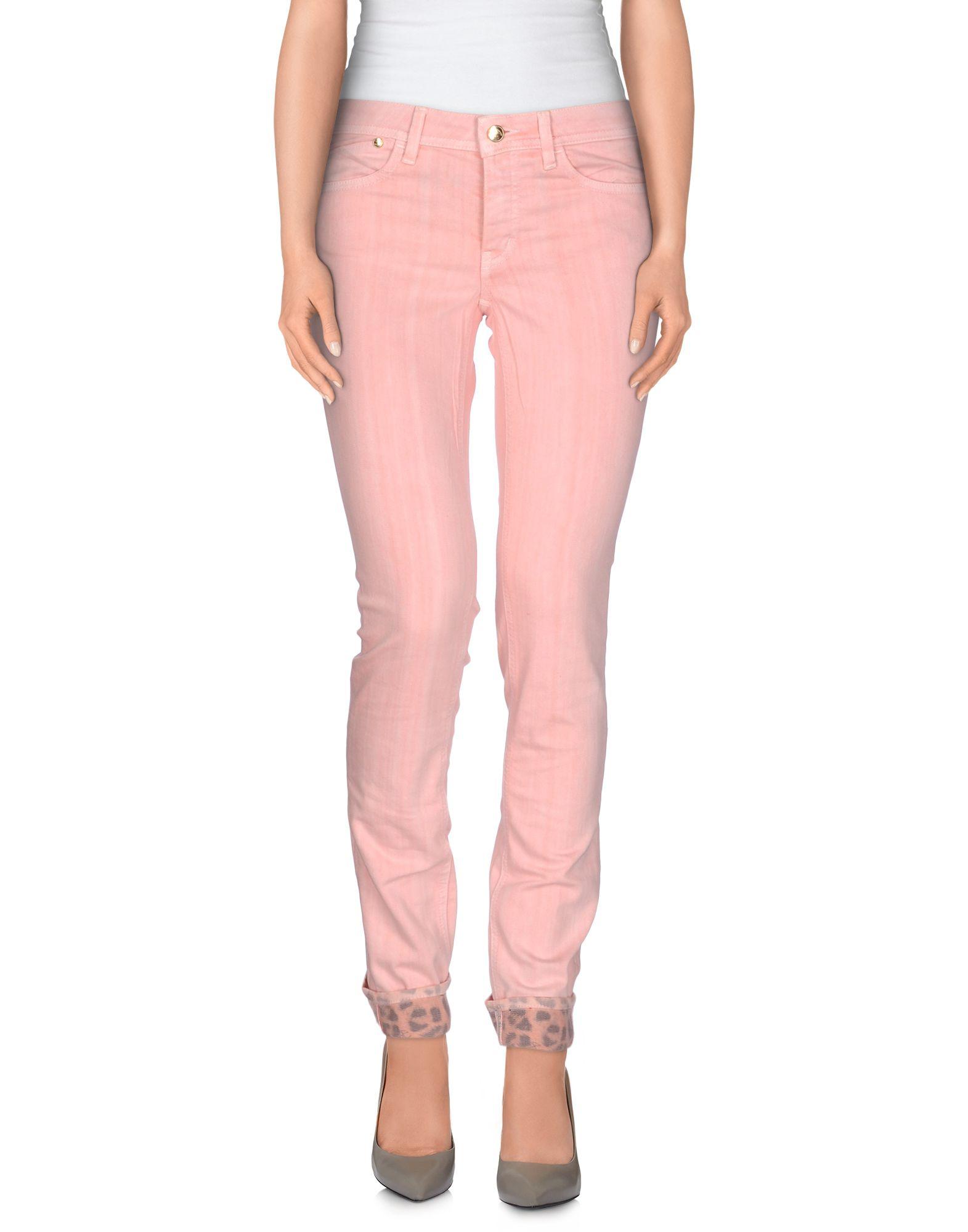 JUST CAVALLI Джинсовые брюки dismero джинсовые брюки