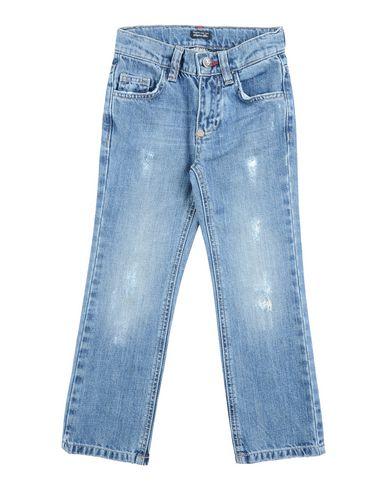 Джинсовые брюки PHILIPP PLEIN 42458007CI