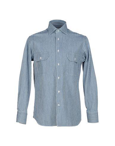 Джинсовая рубашка от ALAIN FRACASSÍ