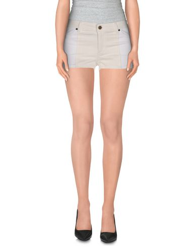SUPERFINE Short en jean femme