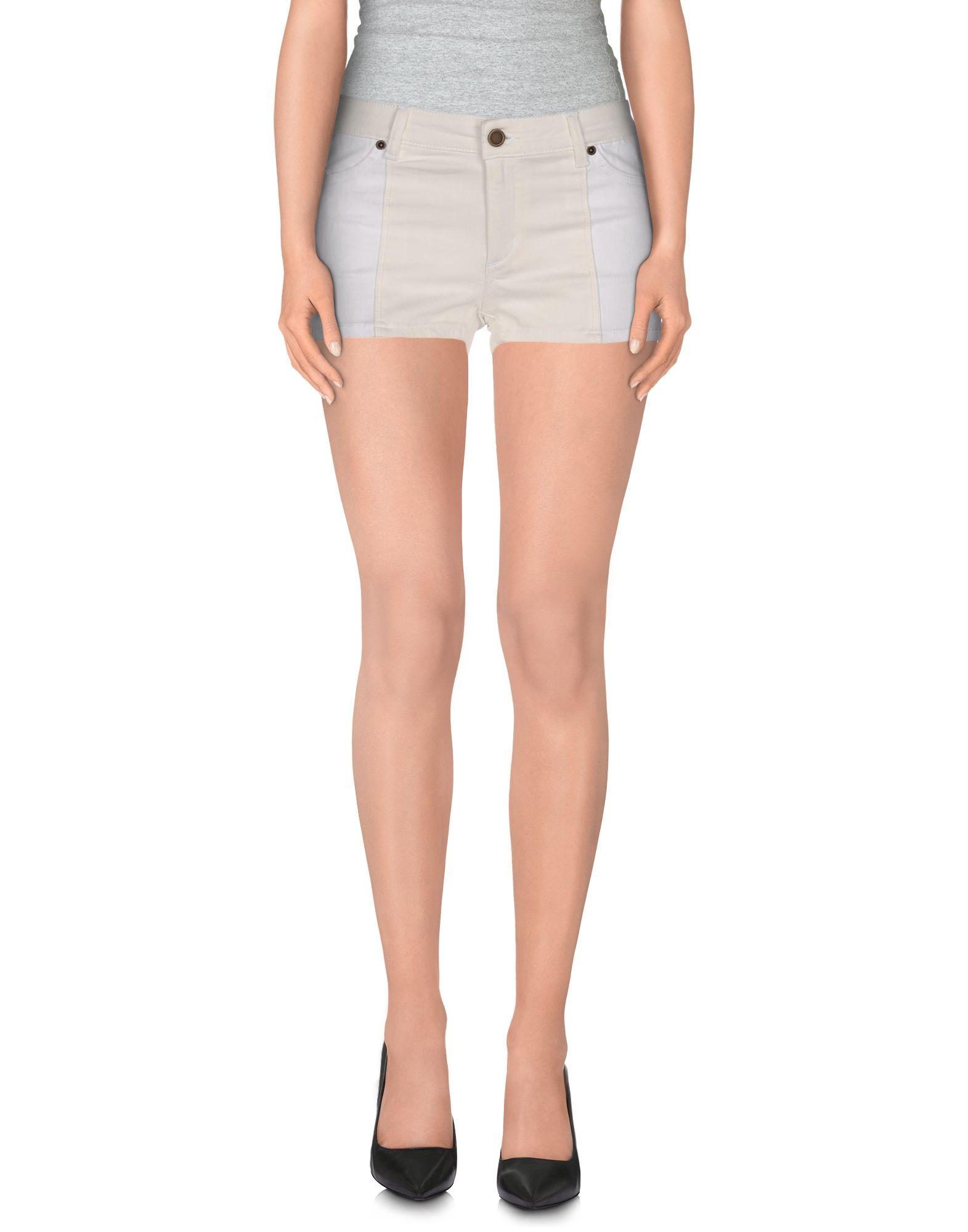 SUPERFINE Джинсовые шорты superfine джинсовые шорты
