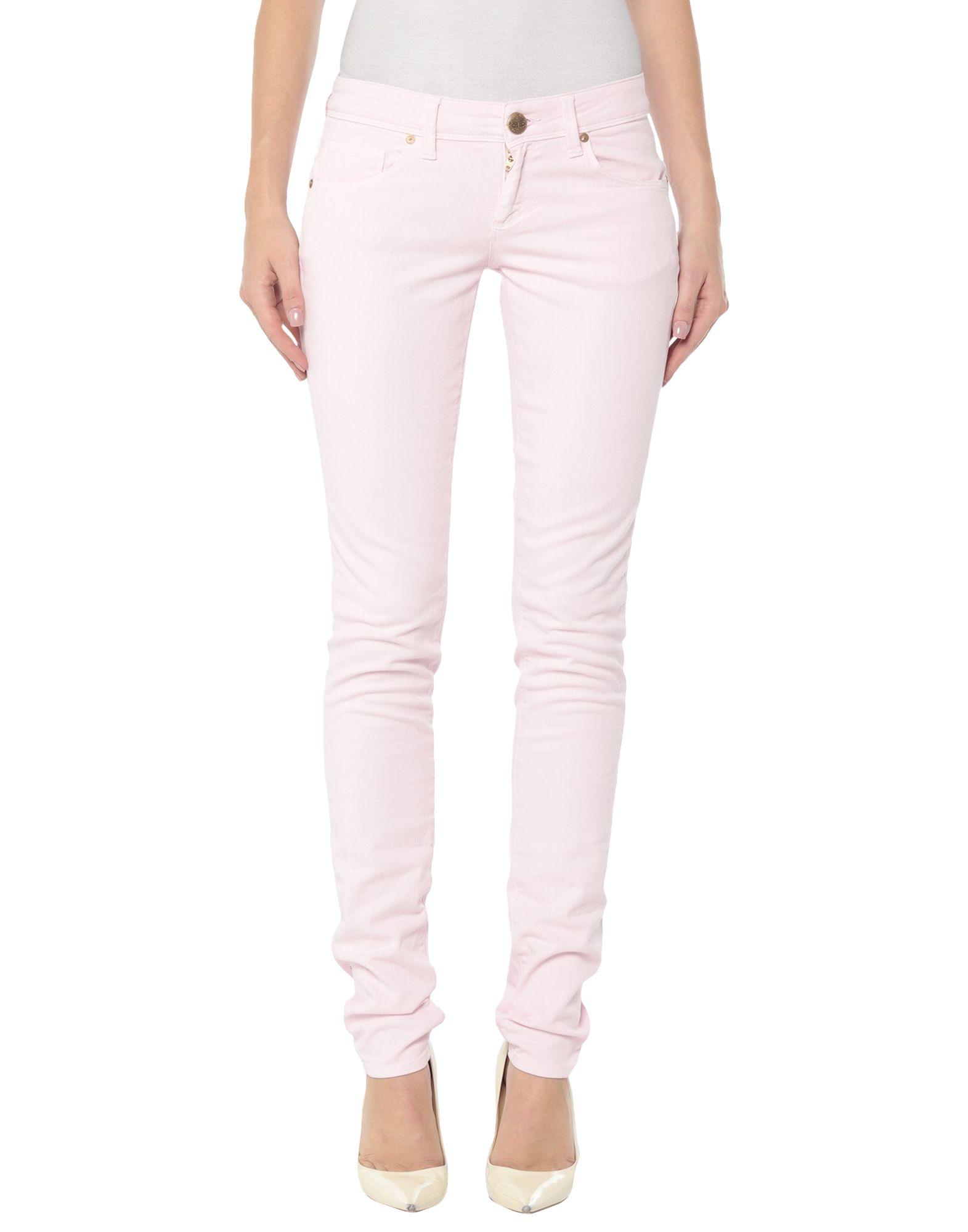 ERMANNO DI ERMANNO SCERVINO Джинсовые брюки ermanno di ermanno scervino джинсовые брюки