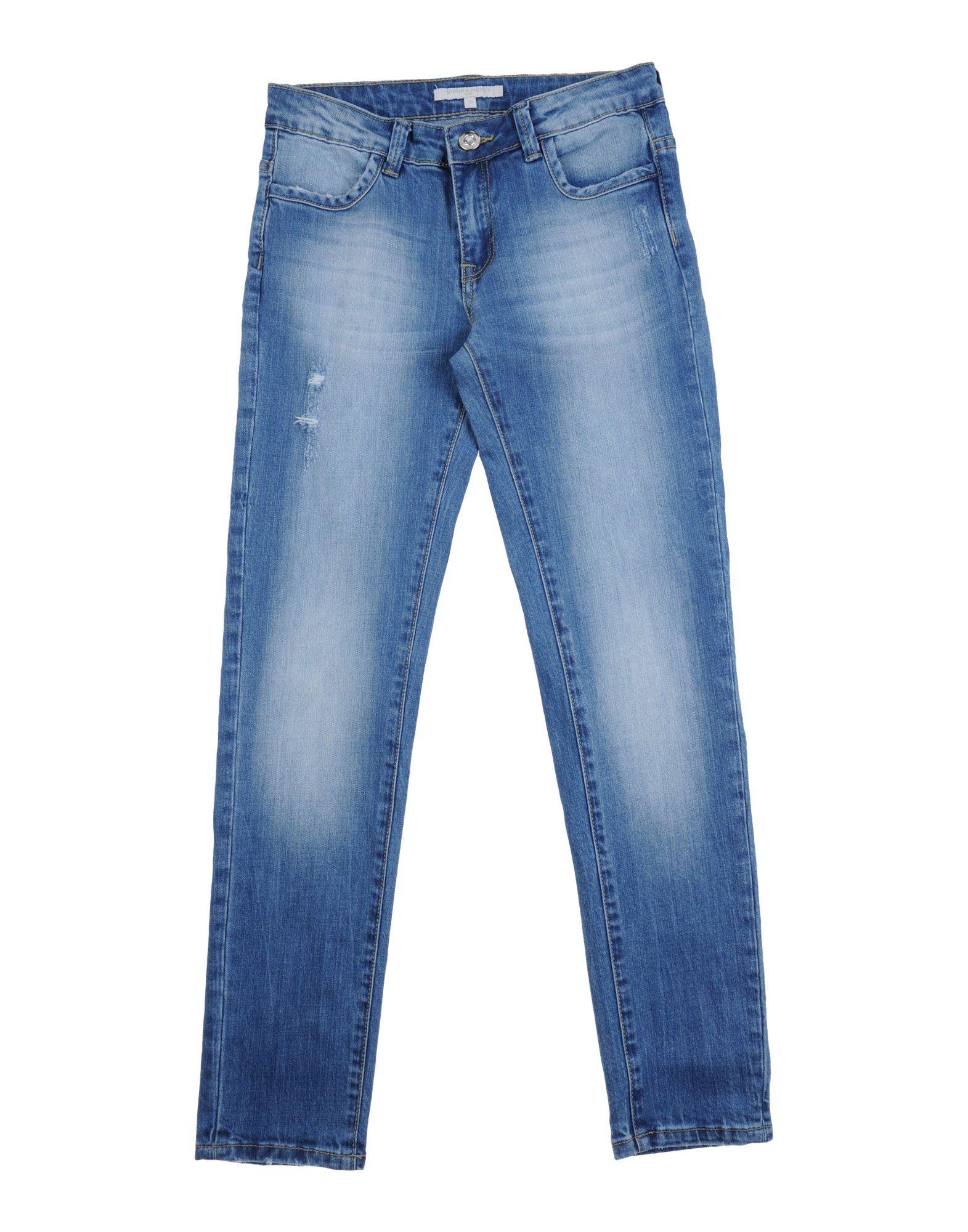 цены на SILVIAN HEACH KIDS Джинсовые брюки в интернет-магазинах