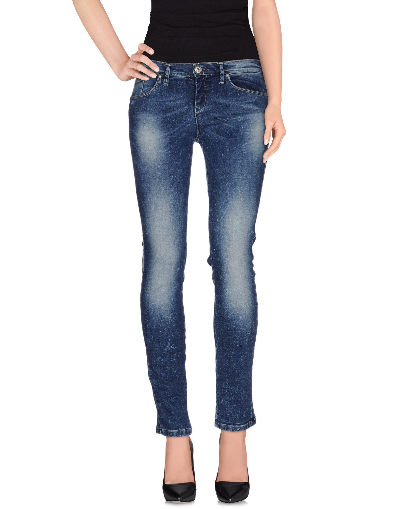 цена QUEEN of LOVE Джинсовые брюки онлайн в 2017 году