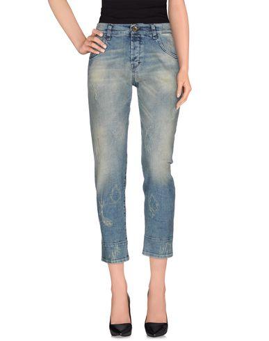 Джинсовые брюки-капри PLEIN SUD JEANIUS 42460381BP