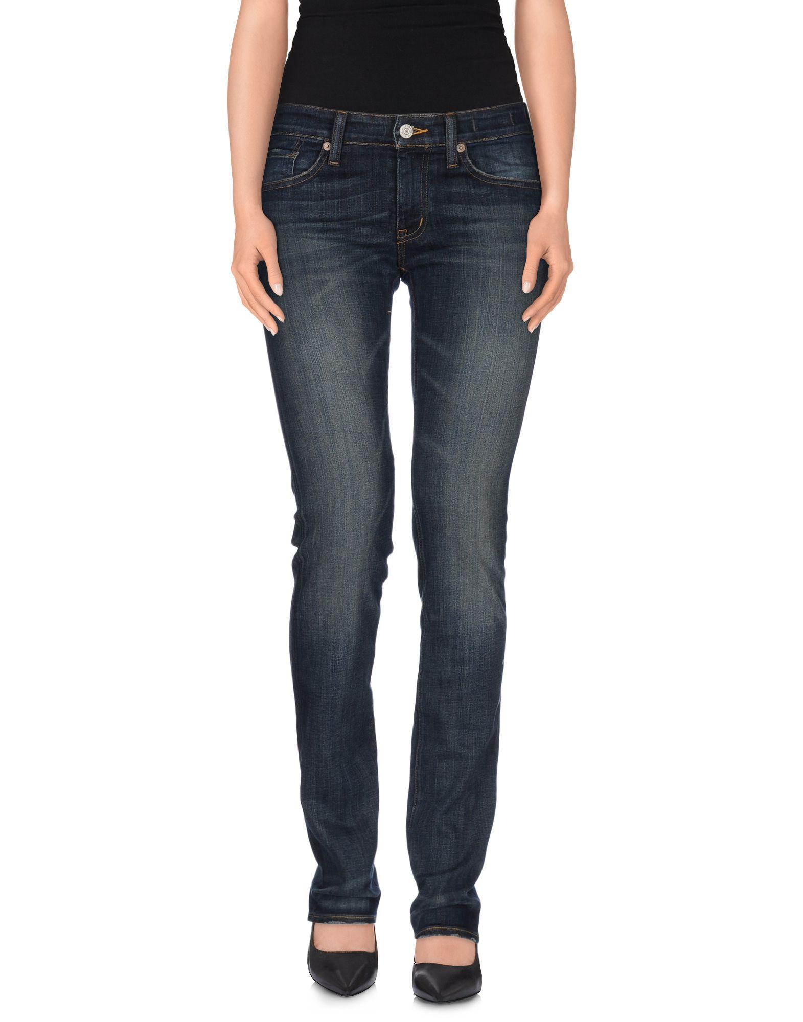 DENIM & SUPPLY RALPH LAUREN Джинсовые брюки