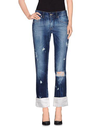 Джинсовые брюки PIERRE BALMAIN 42462019OD