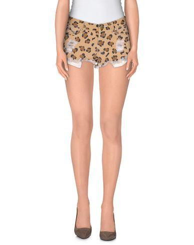 Foto REVERSE Shorts jeans donna