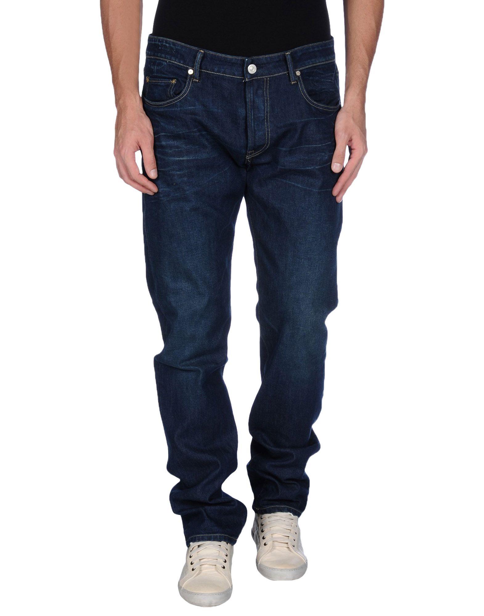 BLAUER Джинсовые брюки