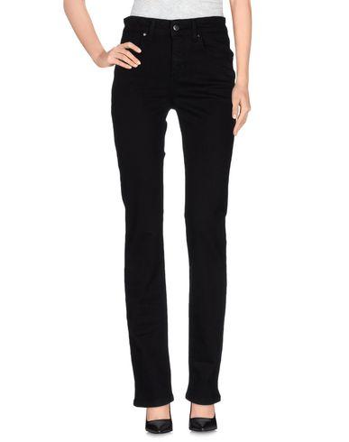 Фото - Джинсовые брюки от IDA черного цвета