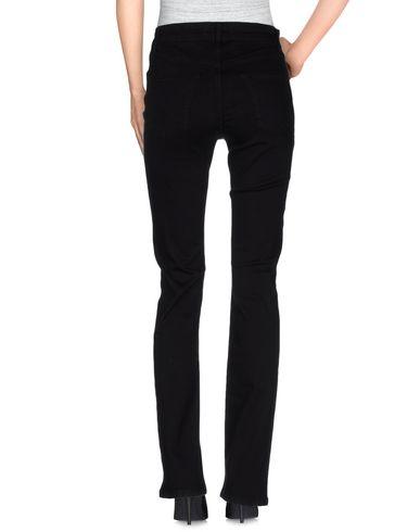 Фото 2 - Джинсовые брюки от IDA черного цвета